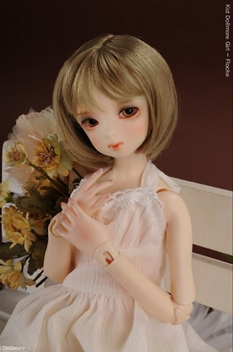 (7 - 8) Vove Cut Wig (Ash Blonde)