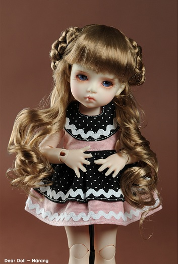 (7) Celine Long Wig (Brown)
