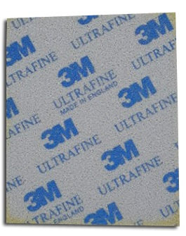 3M Softback Sanding Sponge (Ultrafine)