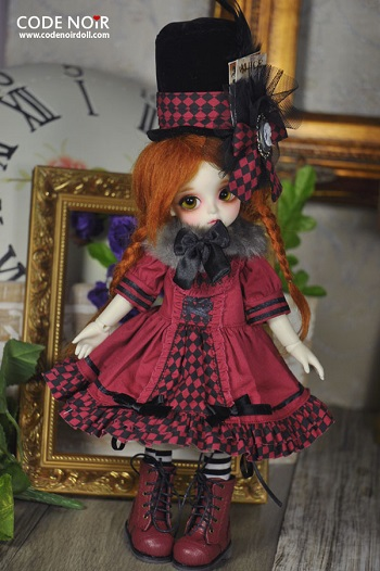 Alice Magic Moment Red ver.
