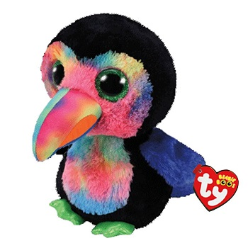 Beaks the toucan - Medium