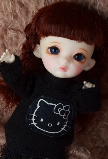 Bebe Doll - Goyaa T-Shirt (Black)