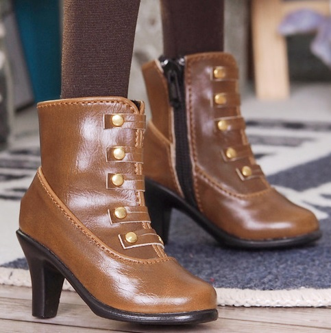 Bootie Boots (Brown)
