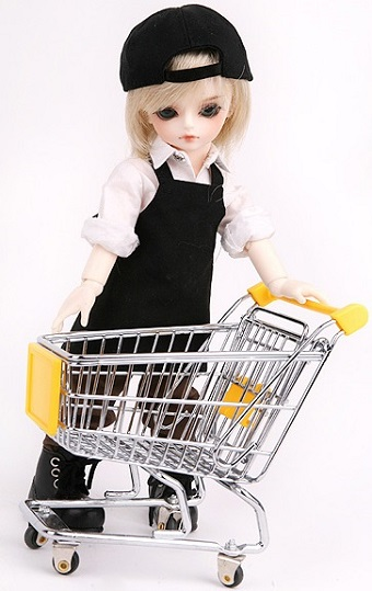 Cart Honey Delf (Yellow)