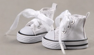 Dear Doll Size - Cuteme Sneakers (White)
