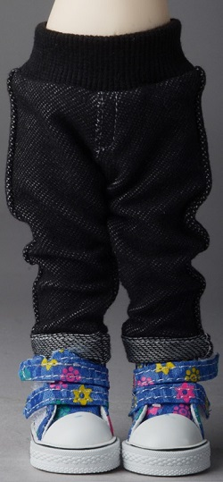 Dear Doll Size - YJ Pants (Black)