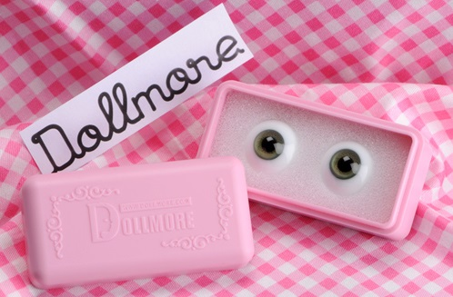 Dollmore Eye Case (Pink)