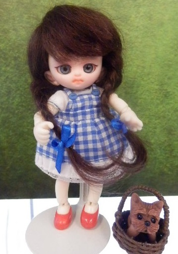 Dorothy and Toto - Set