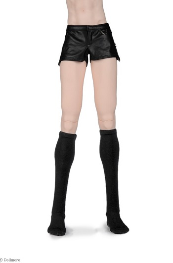 Glamor Model M - KP Knee Stockings (Black)