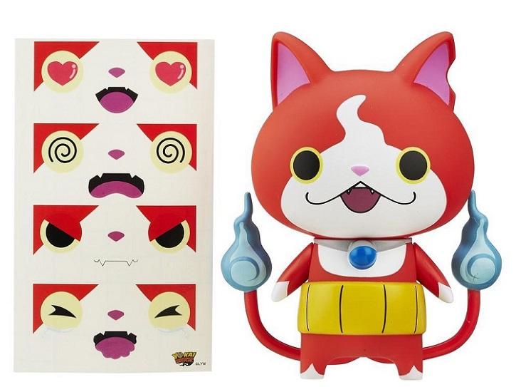 Mood Reveal Characters - Jibanyan