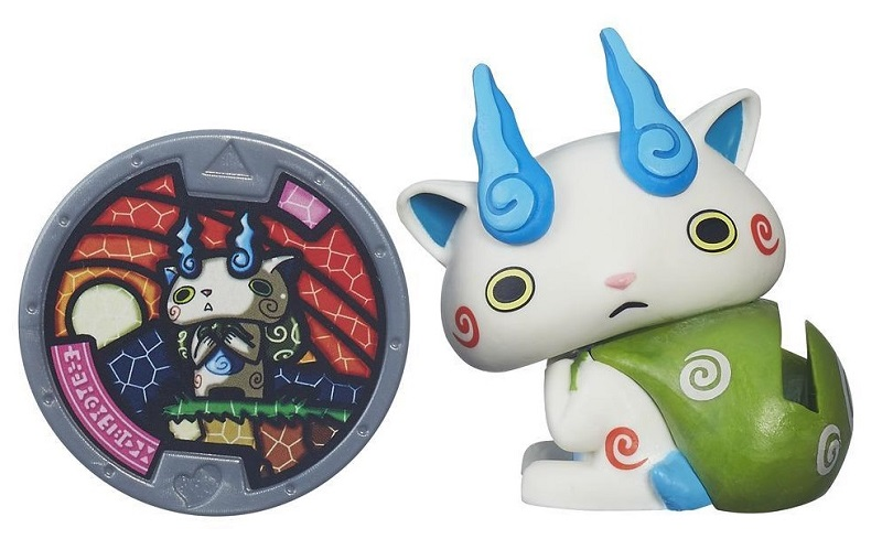 Medal Moments Series 1 Figurine - Komasan