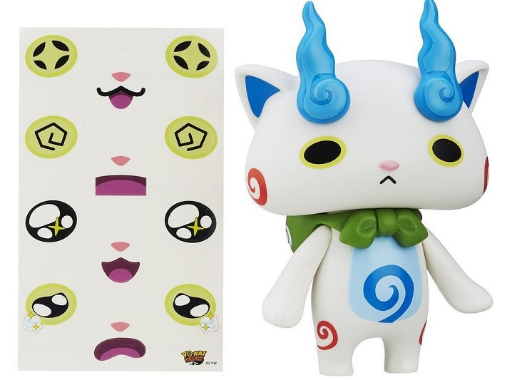 Mood Reveal Characters - Komasan