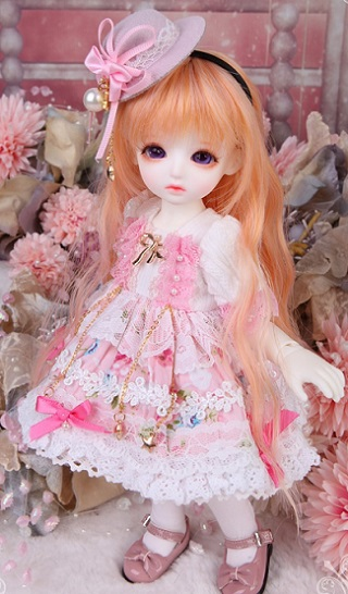 LUTS 18th Anniversary Honey Delf - Hanael (Pink)