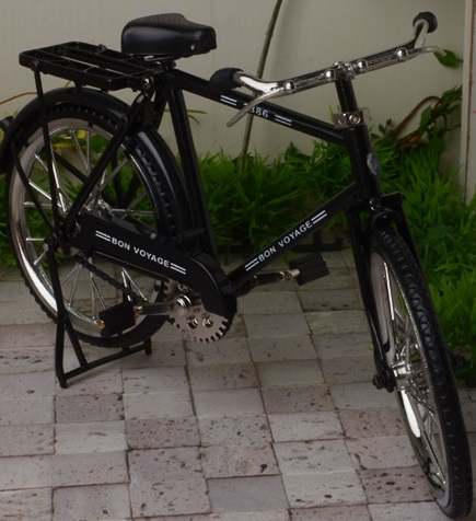 Louise Bicycle (Black)