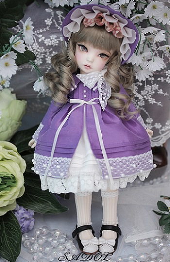 Love Princess-F - Light Purple