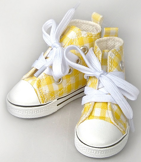 MSD - CK Sneakers (Yellow)