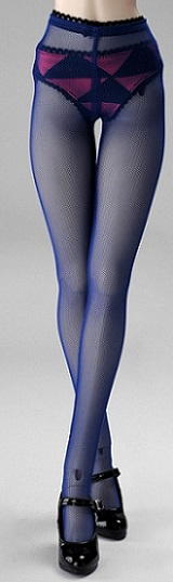 MSD - Erbe Panty Stockings (Blue)