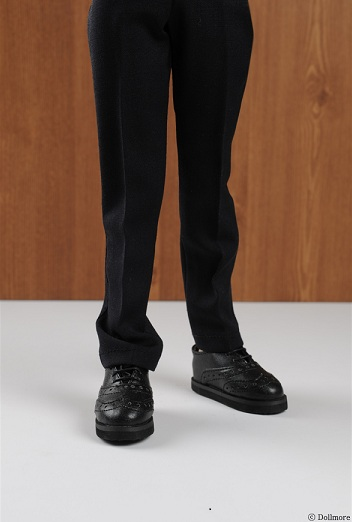 MSD - Malang Loafers (Black)