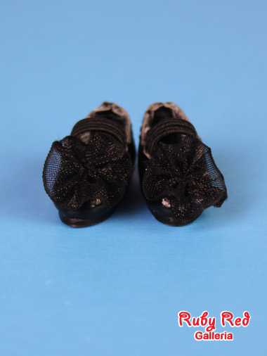 My Ballet Shoes - Black