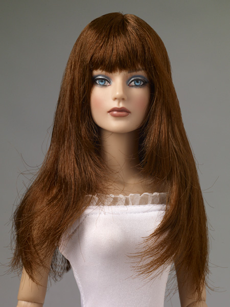 Nu Mood Fringe Cut / Chestnut Wig