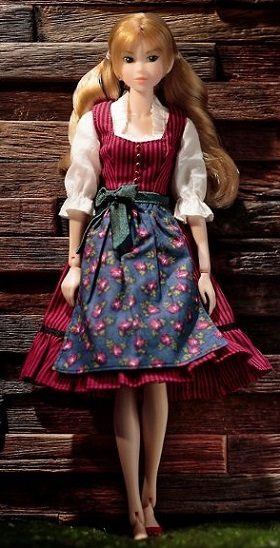 Princess Dirndl