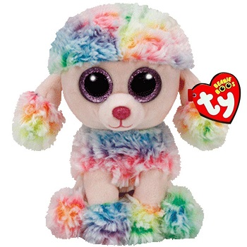 Rainbow the Poodle - Regular