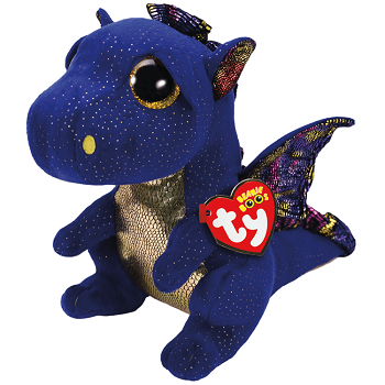 Saffire the dragon - Medium