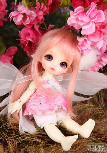 TDF Fairy Candy Set (Short Ver.) - Hot Pink