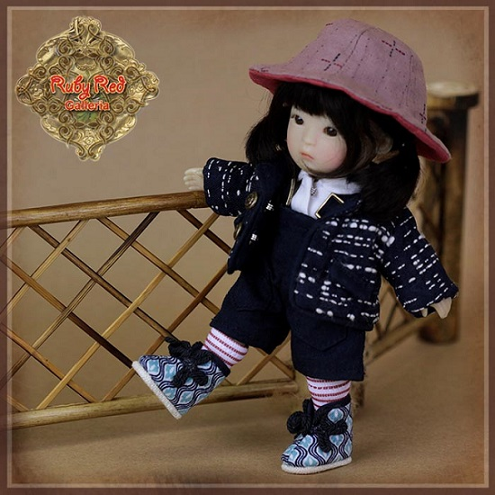 Twins Picnic Outfit - Yu Ping Style